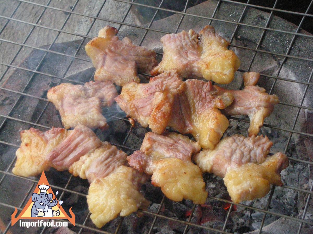 3229429bb12aae3bb7ab33ad3d7e8663 Recipe Crying Tiger Beef, 'Seua Rong Hai' :: ImportFood