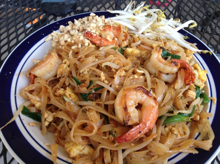 how to make pad thai noodles recipe