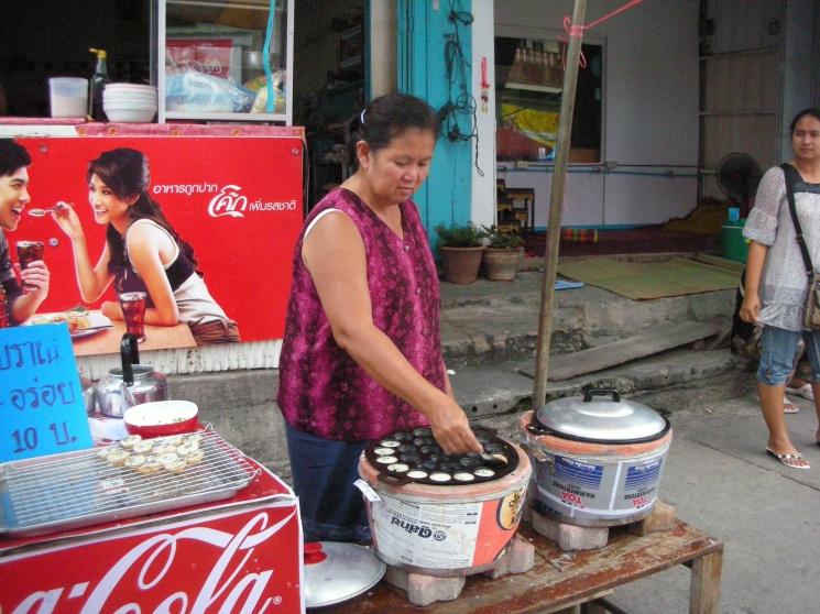 3438fc313cbd578456c3245a938c1ecd Recipe Thai Coconut Pudding, 'Khanom Krok' :: ImportFood