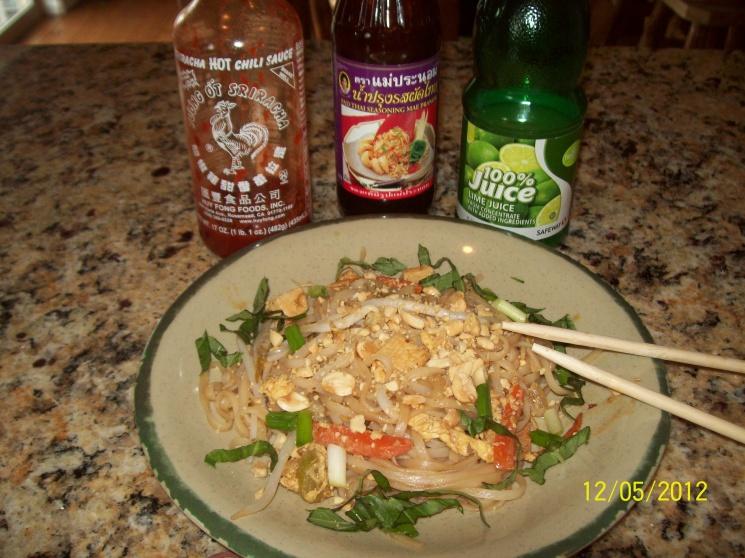 37624141aaf983ce39ff4ab1adb144f9 Recipe Pad Thai :: ImportFood