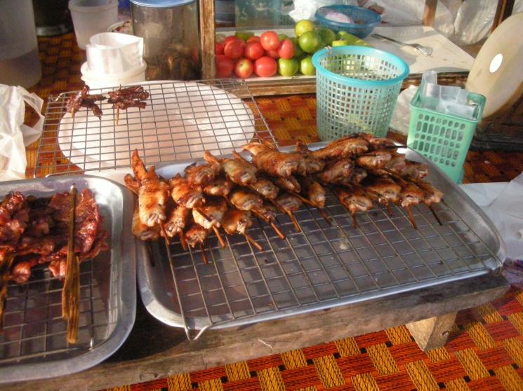 3c6895227d0cc33e7489920650b95a76 Recipe Thai Barbecue Chicken, 'Gai Yang' :: ImportFood