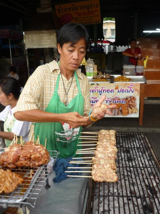 3d412ca9dc4d8c8ef2163df5db46f42f Recipe Chicken Satay, 'Satay Gai' :: ImportFood