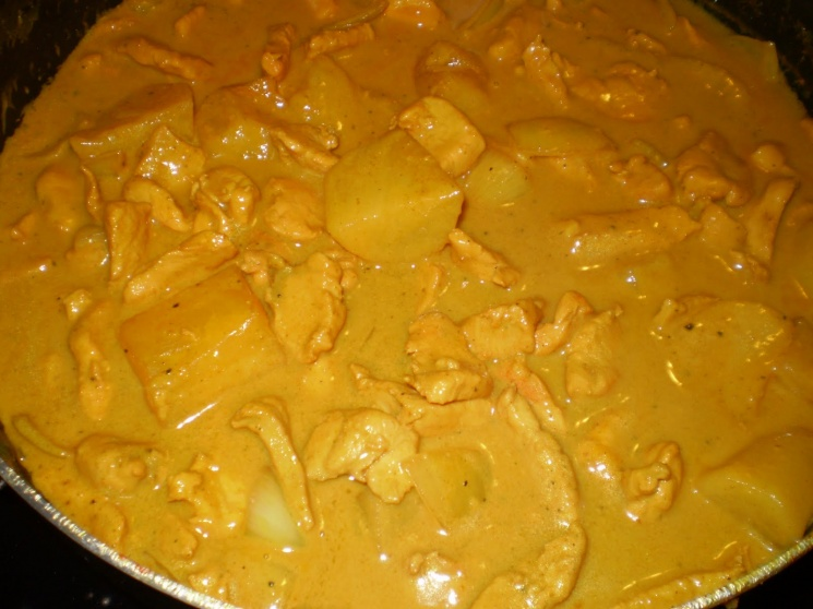 Recipe Thai Yellow Curry Chicken, 'Gaeng Karee Gai ...