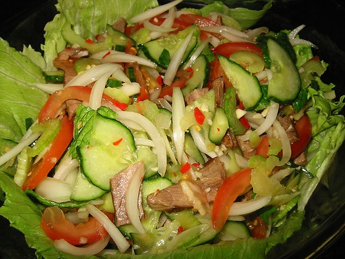 415e2da14d19b9ee6b48dfc7a2c73c00 Recipe Thai Beef Salad, 'Yum Nuea' :: ImportFood