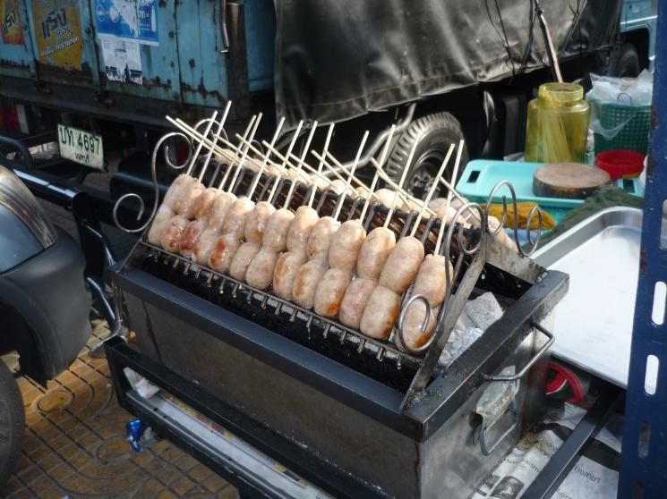43cba5b9485710584c9ef422e23b0b4b Recipe Northern Thai Sausage, 'Sai Oua' :: ImportFood