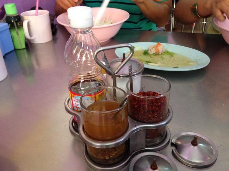 4b58d420723e742900a2d89a1c36f650 Recipe Assorted Thai Table Condiments :: ImportFood