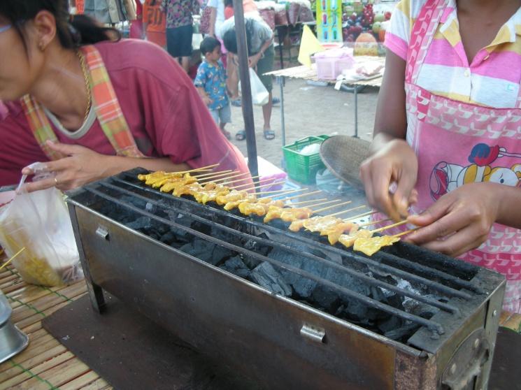 4e62837e7cc2dac3115c84e40553f58d Recipe Chicken Satay, 'Satay Gai' :: ImportFood