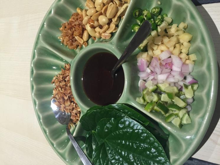 57d8bf97c20dadee74ff062dc2846515 Recipe Miang Kham :: ImportFood
