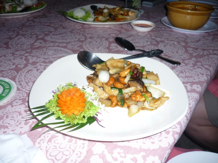 5abd74bf68bba9b004b613a27a86c955 Recipe Thai Cashew Chicken, 'Gai Pad Med Mamuang Himaphan' :: ImportFood
