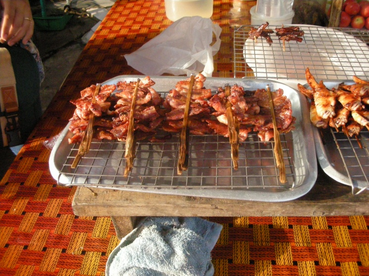 5e625fe658be433a9a9908cd4d502f9a Recipe Thai Barbecue Chicken, 'Gai Yang' :: ImportFood