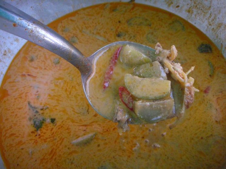 5f1605cdc1b74236b5cd9276b7fe52ba Recipe Noodles with Fish Curry, 'Khanom Jin' :: ImportFood
