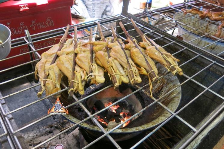 5fe277f995d7867efbfdf4503f6c9a29 Recipe Thai Barbecue Chicken, 'Gai Yang' :: ImportFood