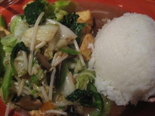 65e668c73236a56a537e44481b50de3d Recipe Thai Stir-Fried Vegetables, 'Pad Phak Ruam Mitr' :: ImportFood