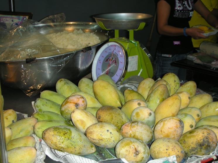 6791d00b58aa93aa1c13b604fbc848f3 Recipe Thai Sweet Sticky Rice with Mango, 'Khao Neeo Mamuang' :: ImportFood