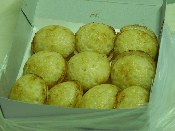 6db0c699c710a4d6bf708cfe5eb31019 Recipe Thai Coconut Pudding, 'Khanom Krok' :: ImportFood