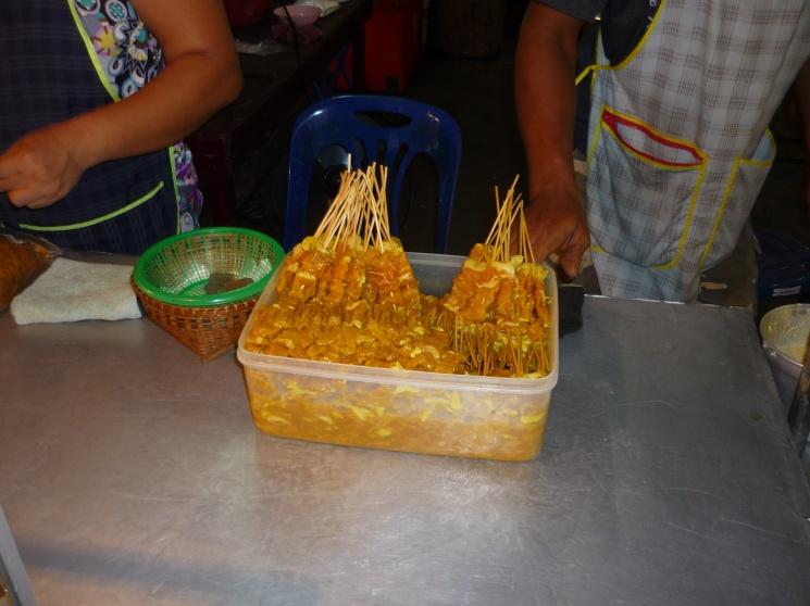 708ba085c9ba07fa495ee4fd2a0b443b Recipe Chicken Satay, 'Satay Gai' :: ImportFood