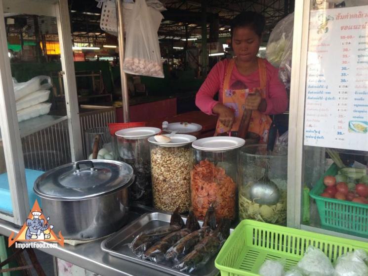 74755192e31162570e7653bcbbb892a9 Recipe Thai Green Papaya Salad, 'Som Tum' :: ImportFood