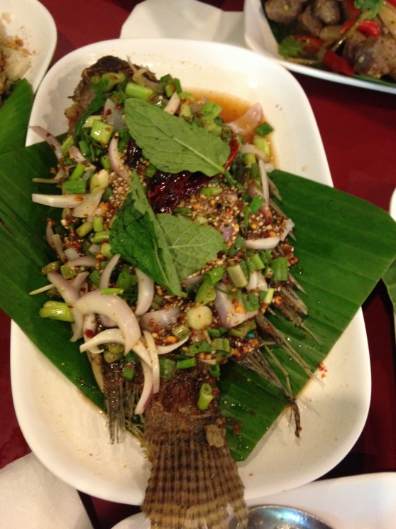 8f1783f16a09ec61a48c864cc5ba4f1e Recipe Thai Spicy Ground Chicken and Toasted Rice, 'Larb Gai' :: ImportFood