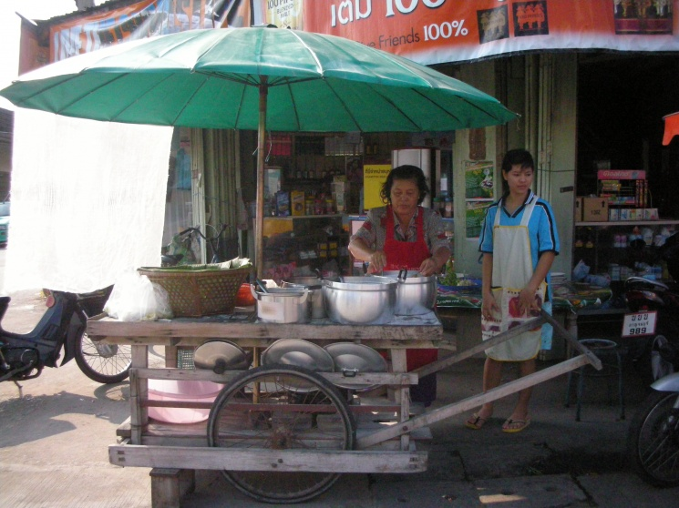 93f2dc1ad13c7f5988425aecccd1b157 Recipe Noodles with Fish Curry, 'Khanom Jin' :: ImportFood