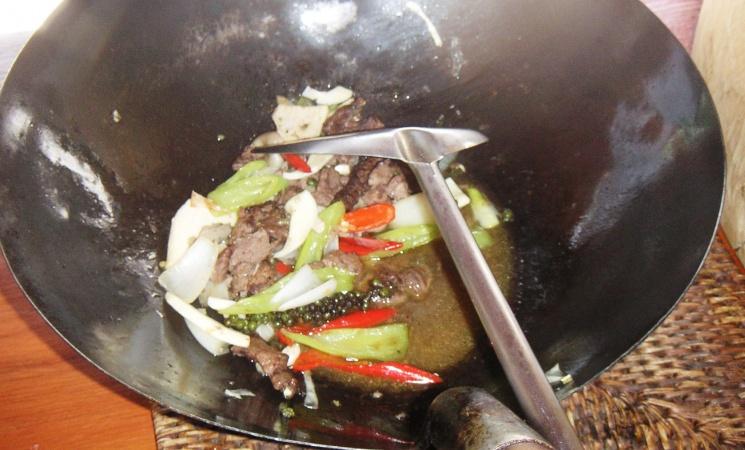 995ffce1edd8b03e5bcd7379bc560595 Recipe Thai Beef Salad, 'Yum Nuea' :: ImportFood