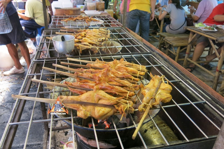 9c7bf64c8aea31e0ebb01d632ea73708 Recipe Thai Barbecue Chicken, 'Gai Yang' :: ImportFood