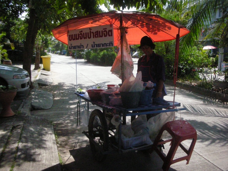 a258028dcb3a8ef37565d9d8dc9b0f00 Recipe Noodles with Fish Curry, 'Khanom Jin' :: ImportFood