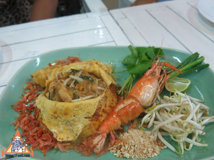 a57ab7c4f78b58d2f42e3ae01169d339 Recipe Pad Thai :: ImportFood