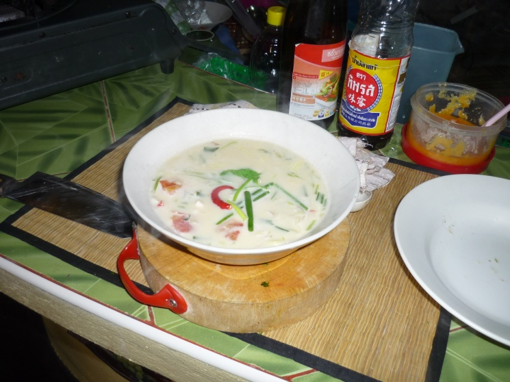 b76c3b1461d9b1ef6bf1757062133d23 Recipe Thai Chicken Soup with Coconut Milk, 'Tom Kha Gai' :: ImportFood