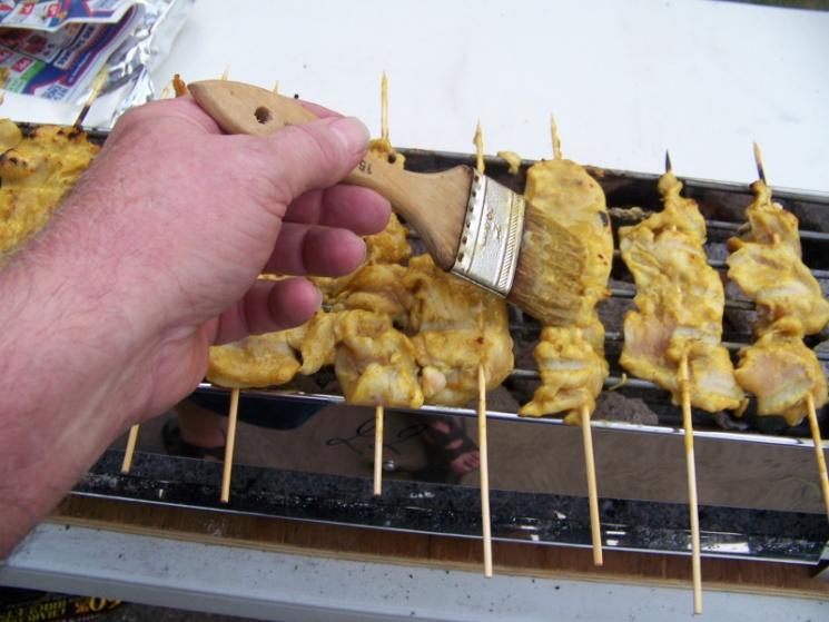 c1639840c829641f7ef70bebc5f3be7f Recipe Chicken Satay, 'Satay Gai' :: ImportFood