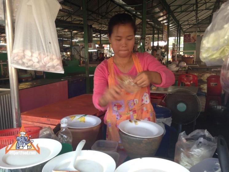 cdfcb9cff46b6c9c9ba569a64cb58aca Recipe Thai Green Papaya Salad, 'Som Tum' :: ImportFood