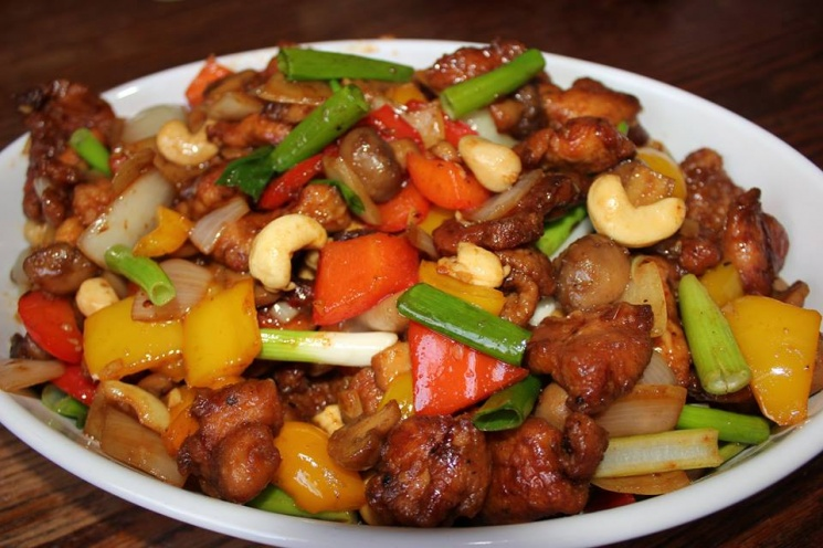 d2f770a7e6670c10ad19e7ddd9115fee Recipe Thai Cashew Chicken, 'Gai Pad Med Mamuang Himaphan' :: ImportFood