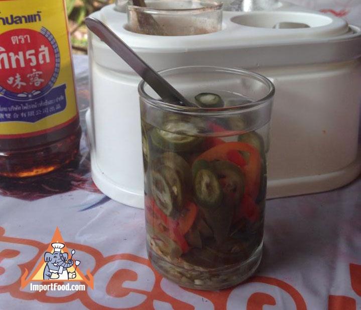 d40fd23a191f4f39d1651e65ff75813e Recipe Assorted Thai Table Condiments :: ImportFood