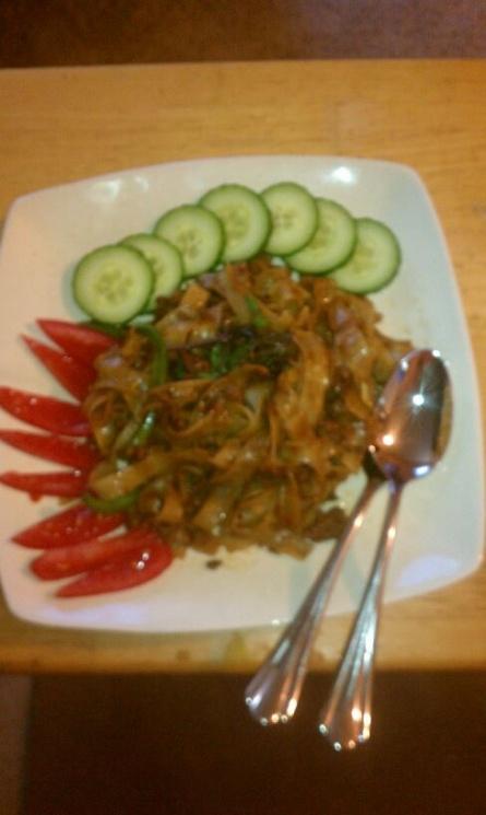 da3b2d567dea3f77e6a9922ac77dfde3 Recipe Drunken Noodles, 'Pad Kee Mao' :: ImportFood
