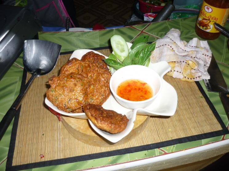 e39fe84dcda2eaa29f5b2d14672ee1d0 Recipe Spicy Thai Fish Cakes, 'Tod Man Pla' :: ImportFood