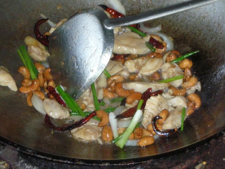 e7ac2f0c8b69322ed6afc460d6359705 Recipe Thai Cashew Chicken, 'Gai Pad Med Mamuang Himaphan' :: ImportFood
