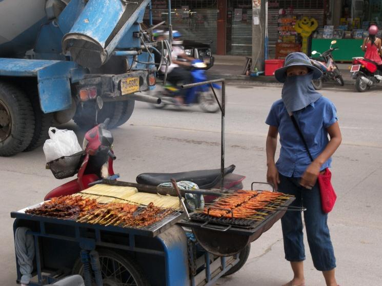 f5d0082d84a353ea633789f6784c6b91 Recipe Chicken Satay, 'Satay Gai' :: ImportFood
