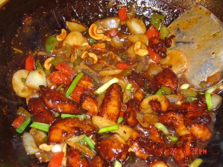 fc5e7974678bbf02d2bef9eaf091b79d Recipe Thai Cashew Chicken, 'Gai Pad Med Mamuang Himaphan' :: ImportFood