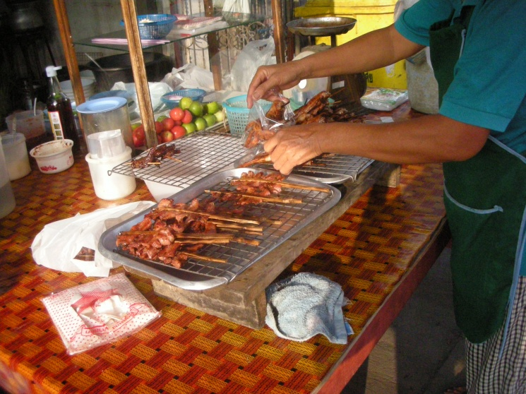 ff723386ab6e8d2727fc34bbf85df5ad Recipe Thai Barbecue Chicken, 'Gai Yang' :: ImportFood