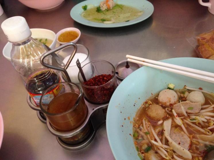 ffffffdf760bd17c094c497977f721c1 Recipe Assorted Thai Table Condiments :: ImportFood