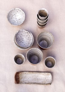Handmade stoneware