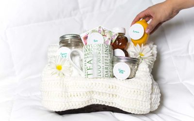 This DIY Gift Basket Will Have Sick Friends Feeling Better in No Time