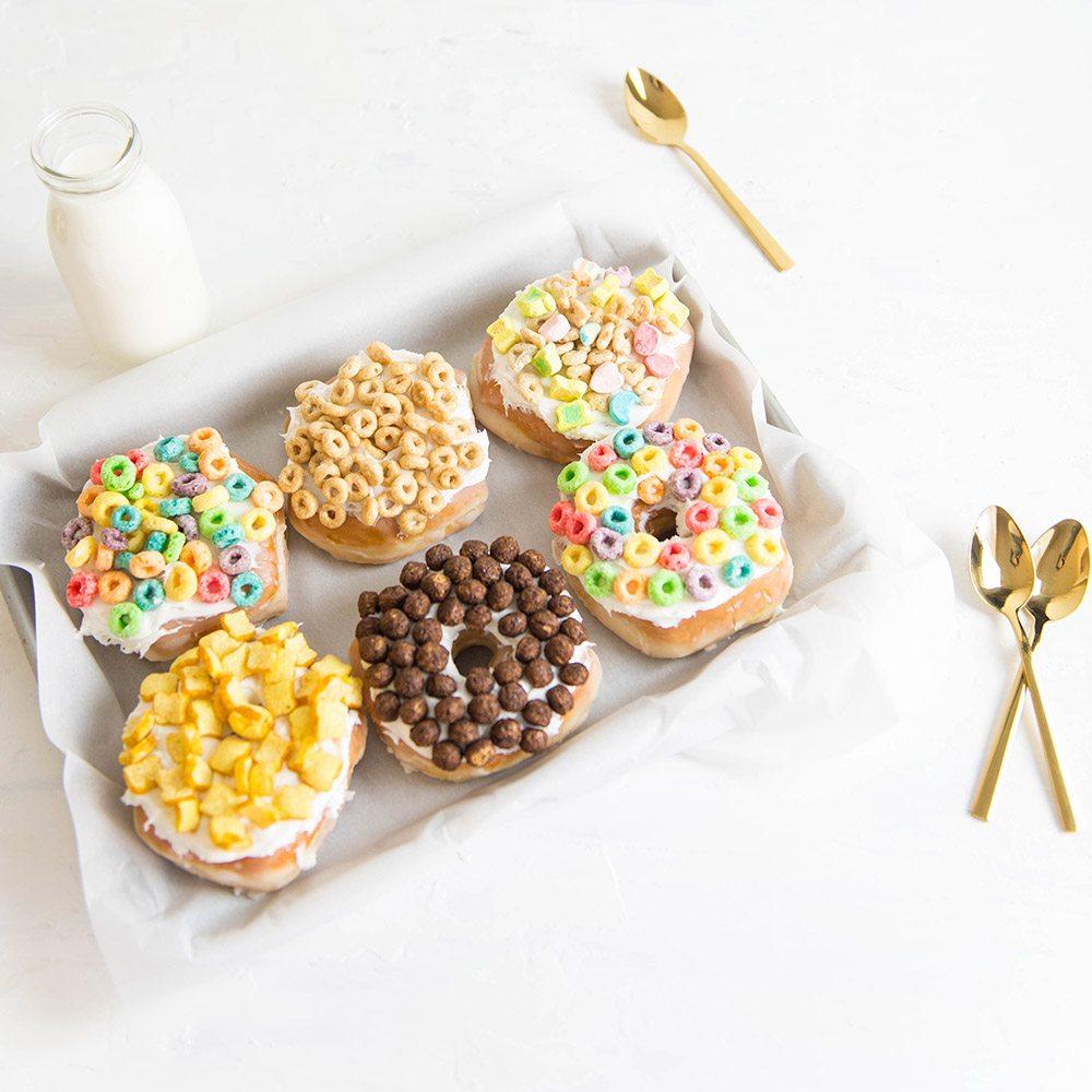 DIY Donuts: Easy Cereal Donut Recipe