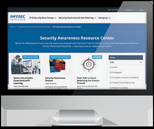 Security Awareness Resource Center