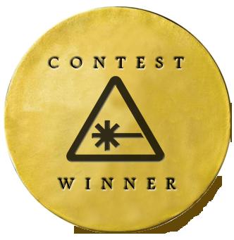 Nerdist contest badge