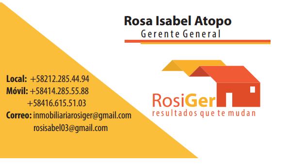 Rosa Isabel Atopo