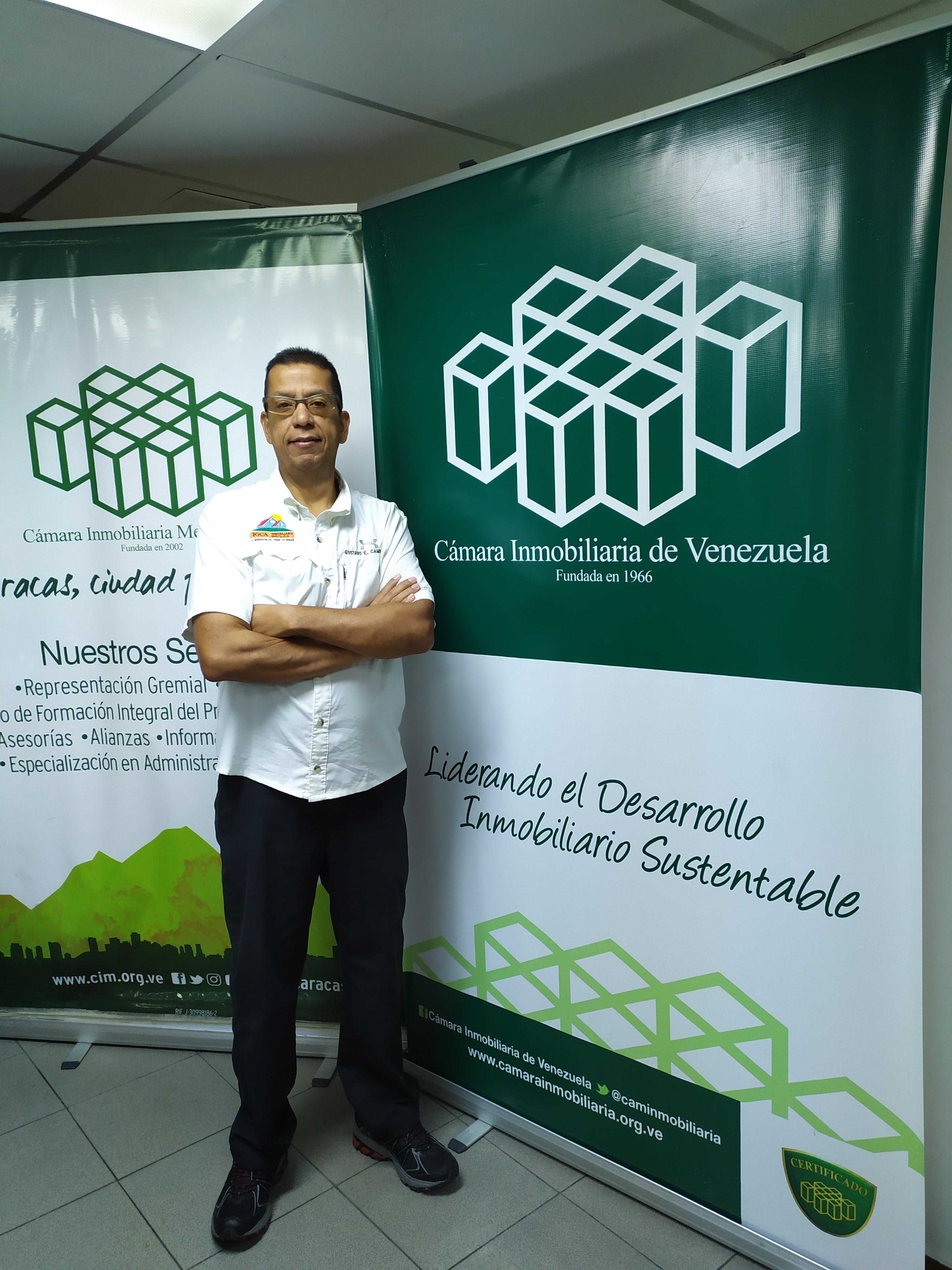 Gustavo Enrique Campos Campos
