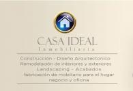 CASA  IDEAL INMOBILIARIA