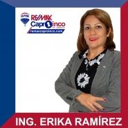 Erika Ramírez. Re/max Caproinco