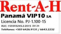 RENT-A-HOUSE PANAMA VIP-10,S.A