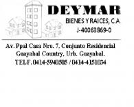 DEYMAR BIENES RAICES CA